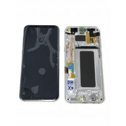 Bloc Avant ORIGINAL Argent Polaire - SAMSUNG Galaxy S8+ - SM-G955F