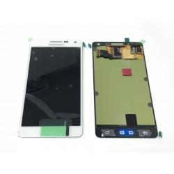 Bloc Avant ORIGINAL Blanc - SAMSUNG Galaxy A5 - A500F / A500FU