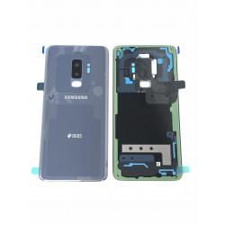 Vitre Arrière ORIGINALE Bleue Corail - SAMSUNG Galaxy S9+ / SM-G965F/DS Double SIM