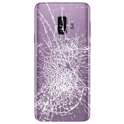 [Réparation] Vitre Arrière ORIGINALE Ultra Violet - SAMSUNG Galaxy S9+ / SM-G965F
