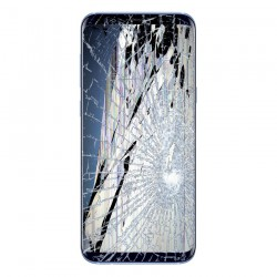 [Réparation] Bloc Avant ORIGINAL Bleu Océan - SAMSUNG Galaxy S8+ - SM-G955F