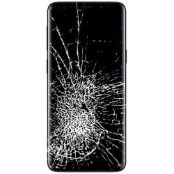 [Réparation] Ecran Complet ORIGINAL Noir Carbone - SAMSUNG Galaxy S9 / SM-G960F