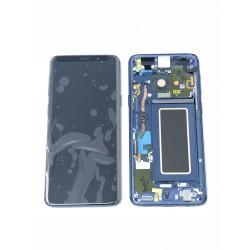 Ecran Complet ORIGINAL Bleu Corail - SAMSUNG Galaxy S9 / SM-G960F