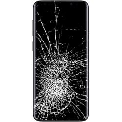 [Réparation] Ecran Complet ORIGINAL Noir Carbone - SAMSUNG Galaxy S9+ / SM-G965F