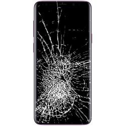 [Réparation] Ecran Complet ORIGINAL Ultra Violet - SAMSUNG Galaxy S9+ / SM-G965F