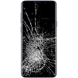 [Réparation] Ecran Complet ORIGINAL Bleu Corail - SAMSUNG Galaxy S9+ / SM-G965F