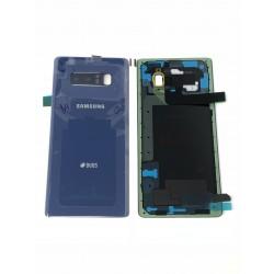 Vitre Arrière ORIGINALE Bleue Roi - SAMSUNG Galaxy Note8 / SM-N950FD