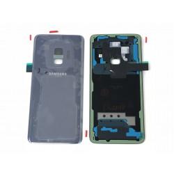 Vitre Arrière ORIGINALE Bleue Corail - SAMSUNG Galaxy S9 / SM-G960F