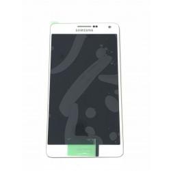 Bloc Avant ORIGINAL Blanc - SAMSUNG Galaxy A7 - A700F
