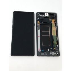 Ecran Complet ORIGINAL Noir Profond - SAMSUNG Galaxy Note9 / SM-N960F/DS