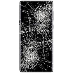 [Réparation] Vitre Arrière ORIGINALE Noir Profond - SAMSUNG Galaxy Note9 / SM-N960F/DS