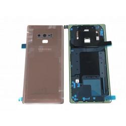 Vitre Arrière ORIGINALE Marron - SAMSUNG Galaxy Note9 / SM-N960F/DS