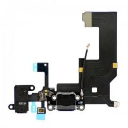 Connecteur de Charge / Micro / Jack Noir - iPhone 5