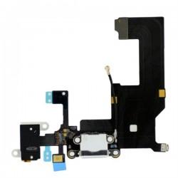 Connecteur de Charge Blanc - iPhone 5