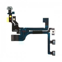 Nappe de Bouton POWER / Volume / Vibreur - iPhone 5C