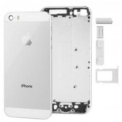 Châssis / Coque Arrière Argent - iPhone 5S
