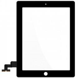 Vitre Tactile ORIGINALE Noire + adhésifs - iPad 2