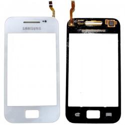 Vitre Tactile ORIGINALE Noire + Adhésifs - SAMSUNG Galaxy ACE S5830i / S5839i