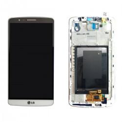 Bloc Avant Blanc ORIGINAL - LG G3 D855