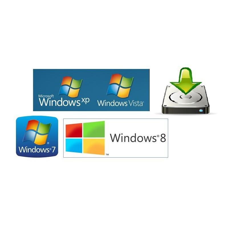 Restauration Du Systeme D Exploitation Windows Vista