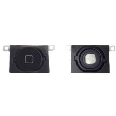 Bouton HOME ORIGINAL Noir Complet - iPhone 4S