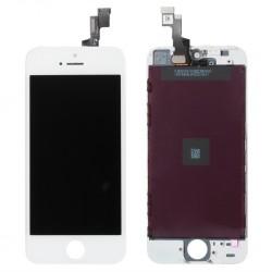 Bloc Avant ORIGINAL Blanc - iPhone 5S / SE