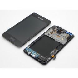 Bloc Avant ORIGINAL Noir - SAMSUNG Galaxy S2 i9100 / i9100P