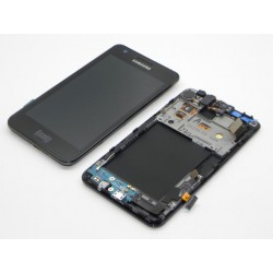 Bloc Avant ORIGINAL Noir - SAMSUNG Galaxy S2 i9100G