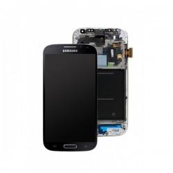 Bloc Avant ORIGINAL Dark Black - SAMSUNG Galaxy S4 i9505 / i9515