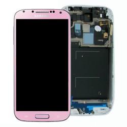 Bloc Avant ORIGINAL Rose - SAMSUNG Galaxy S4 i9505 / i9515