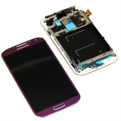 Bloc Avant ORIGINAL Violet - SAMSUNG Galaxy S4 i9505 / i9515