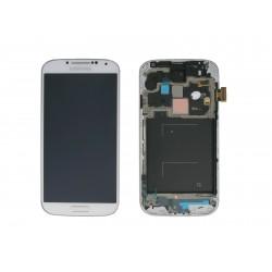 Bloc Avant ORIGINAL Blanc - SAMSUNG Galaxy S4 i9505 / i9515