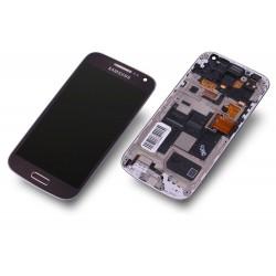 Bloc Avant ORIGINAL Marron - SAMSUNG Galaxy S4 Mini i9195