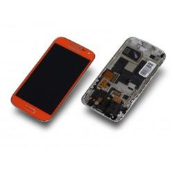 Bloc Avant ORIGINAL Orange - SAMSUNG Galaxy S4 Mini i9195