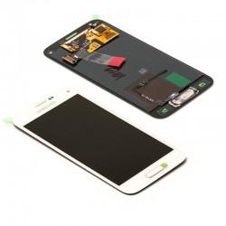 Bloc Avant ORIGINAL Blanc - SAMSUNG Galaxy S5 Mini - G800F