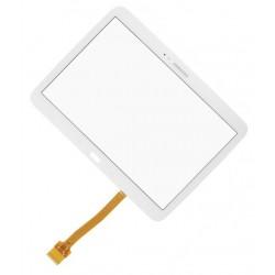 Vitre Tactile Blanche + Adhésifs - SAMSUNG Galaxy TAB 3 10.1 - P5200 - P5210
