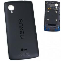 Coque Arrière ORIGINALE Noire - LG Nexus 5 - D820- D821