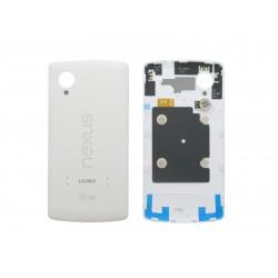 Coque Arrière ORIGINALE Blanche - LG Nexus 5 - D820 - D821