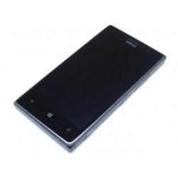 Bloc Avant ORIGINAL Gris - NOKIA Lumia 925