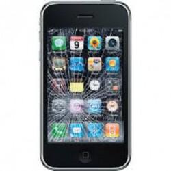 [Réparation] Vitre Tactile Noire - iPhone 3GS