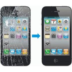 [Réparation] Bloc Avant Compatible NOIR - iPhone 4