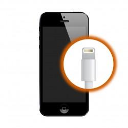 [Réparation] Connecteur de Charge ORIGINAL Blanc - iPhone 5