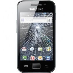 [Réparation] Vitre Tactile ORIGINALE Noire - SAMSUNG Galaxy ACE - S5830i / S5839i