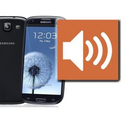 [Réparation] Nappe Boutons Volume / Ecouteur Interne - SAMSUNG Galaxy S3 - i9300 / i9305