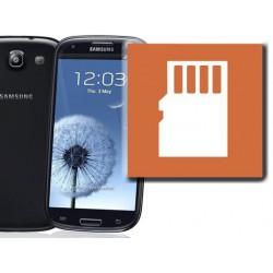 [Réparation] Lecteur Carte SIM / Carte Mémoire ORIGINAL - SAMSUNG Galaxy S3 - i9305
