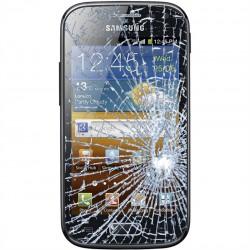 [Réparation] Vitre Tactile ORIGINALE Noire - SAMSUNG Galaxy ACE 2 - i8160