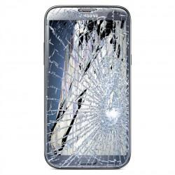 [Réparation] Bloc Avant ORIGINAL Gris - SAMSUNG Galaxy NOTE 2 LTE - N7105