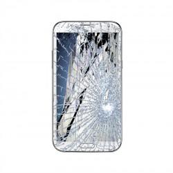 [Réparation] Bloc Avant ORIGINAL Blanc - SAMSUNG Galaxy NOTE 2 LTE - N7105