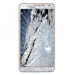 [Réparation] Bloc Avant ORIGINAL Blanc - SAMSUNG Galaxy NOTE 3 - N9005