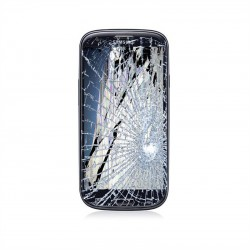 [Réparation] Bloc Avant ORIGINAL Noir - SAMSUNG Galaxy S3 - i9300